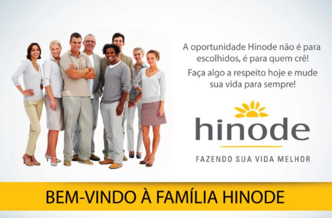 Hinode Mudando sua história